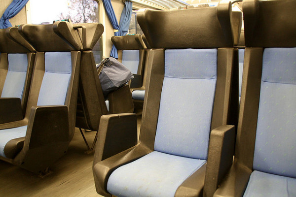 Differences Between First Class & Second Class on Italian Trains