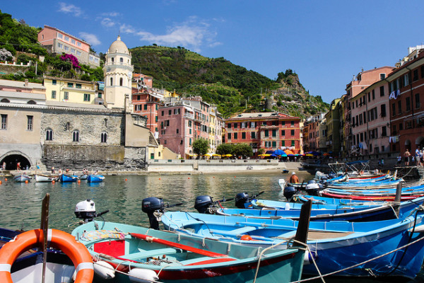 Vernazza :: creative commons photo by Pank Seelen
