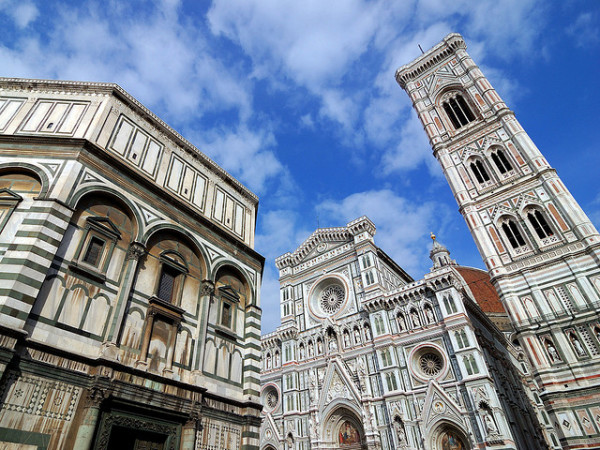 Florence Duomo :: creative commons photo by Rosino