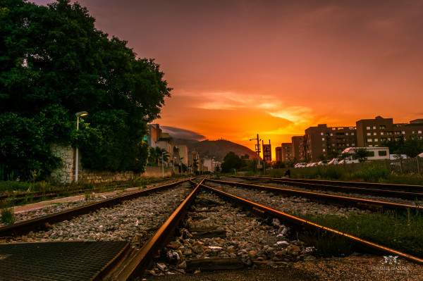 Sunrise in Trapani - by Tommie Hansen (creative commons)