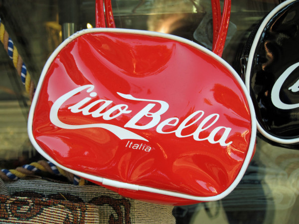 Ciao Bella - by Chris Brown (creative commons)