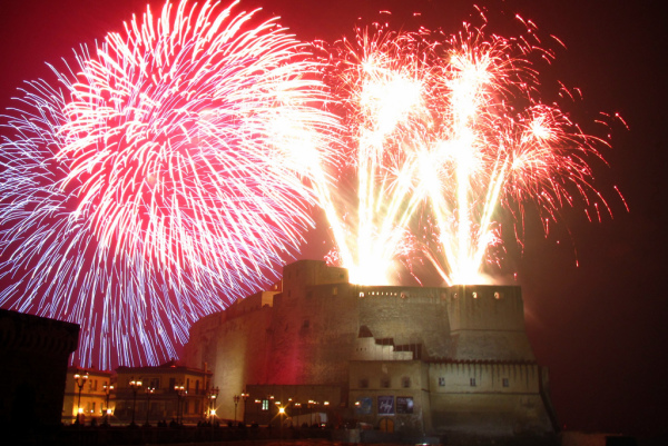 New Year's in Naples || creative commons photo by Josef Grunig