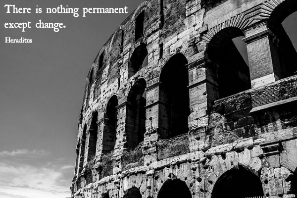 Colosseum || creative commons photo by Max Goldberg