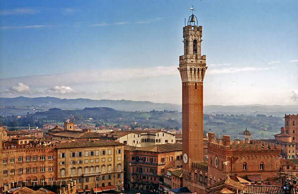 Siena || creative commons photo by Phillip Capper