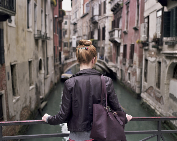 Pausing in Venice in April || creative commons photo by Sam Stockman