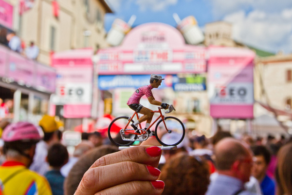 Mini Maglia Rosa || creative commons photo by Flowizm