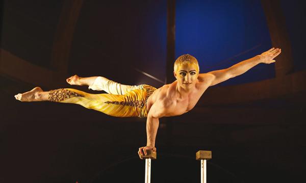 Cirque du Soleil Allavita!