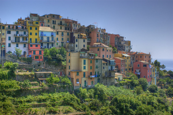 Corniglia || creative commons photo by Martin Abegglen