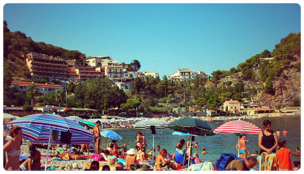 August on Isola Bella || creative commons photo by Freebird