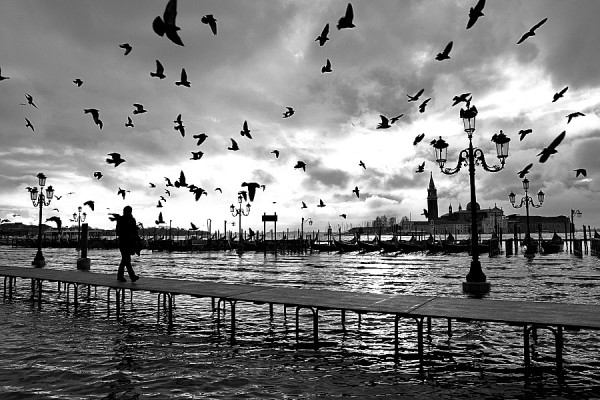 Venice || creative commons photo by Roberto Trombetta