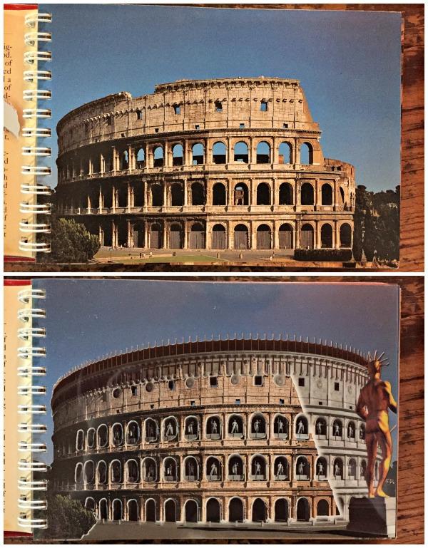 Rome: Past & Present book