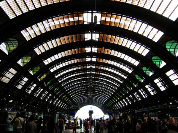 Milano Centrale || creative commons photo by Sharon Mollerus