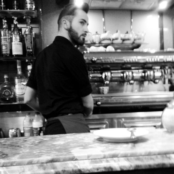 Barista || creative commons photo by brunifia