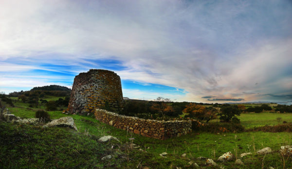 Nuraghe near Chiaramonti || creative commons photo by M4rvin