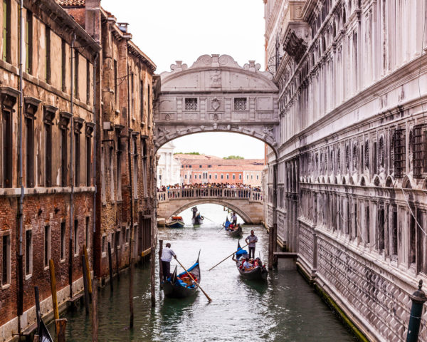 Bridge of Sighs || creative commons photo by Tim Sackton