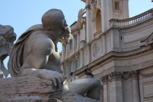 Piazza Navona    creative commons photo by Shadowgate