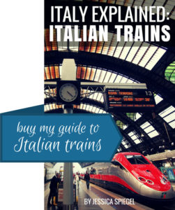 ITALY EXPLAINED: ITALIAN TRAINS ebook