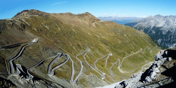 Stelvio Pass || public domain photo