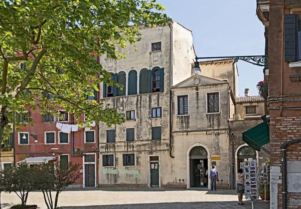 Scola Grande Tedesca || creative commons photo by Didier Descouens