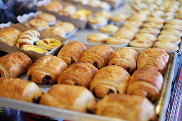 Pastries || creative commons photo by Mink Mingle