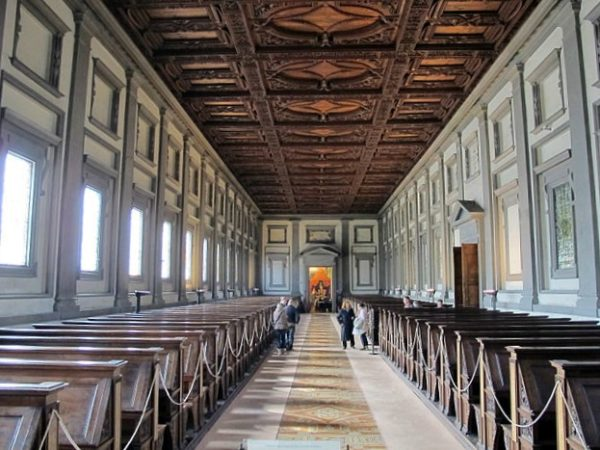 Laurentian Library || creative commons photo by Sailko