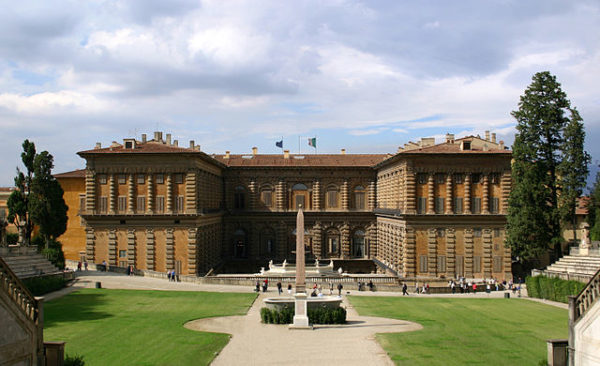 Palazzo Pitti || creative commons photo by Stefan Bauer