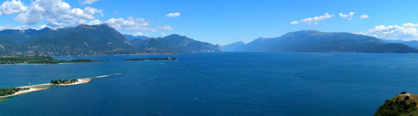 Lake Garda || creative commons photo by Renato Bonomini
