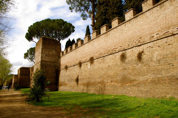 Aurelian Walls || creative commons photo by teldridge+keldridge