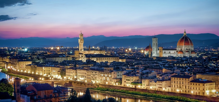 Italian Florence: Getting From Florence To Pisa & From Pisa To Florence
