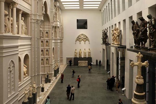Museo dell'Opera del Duomo || creative commons photo by Sailko